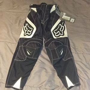 Youth Fox riding pants new with tags